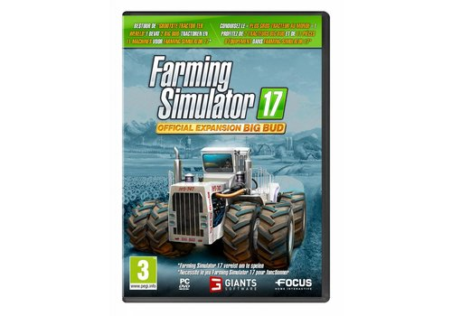 Farming Simulator 17 Big Bud Expansion - PC