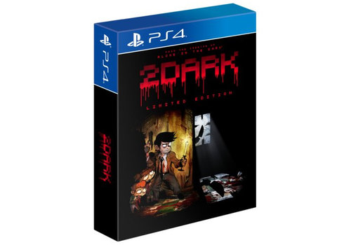 2Dark Limited Edition - Playstation 4