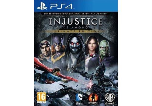 Injustice: Gods Among Us GOTY - Playstation 4