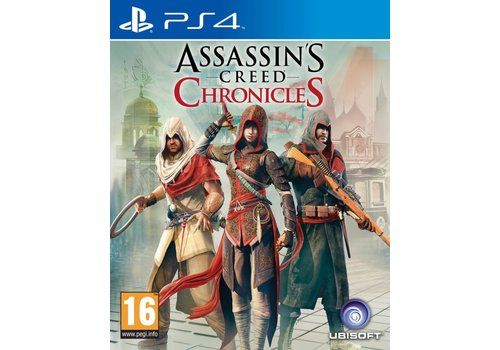 Assassin's Creed: Chronicles - Playstation 4