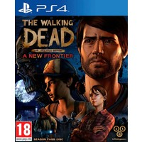 The Walking Dead: The Telltale Series - A New Frontier - Playstation 4