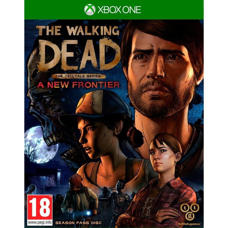 The Walking Dead: The Telltale Series - A New Frontier - Xbox One