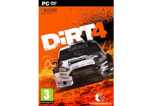 Dirt 4 Day One Edition - PC