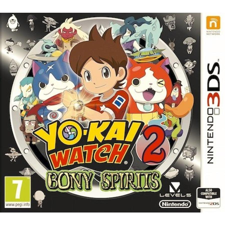 Yo-Kai Watch 2: Bony Spirits nintendo 3DS