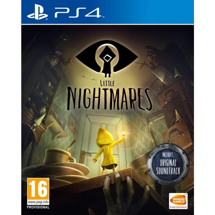 Little Nightmares - Day One Edition - Playstation 4