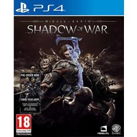 Middle-Earth: Shadow of war + DLC - PS4