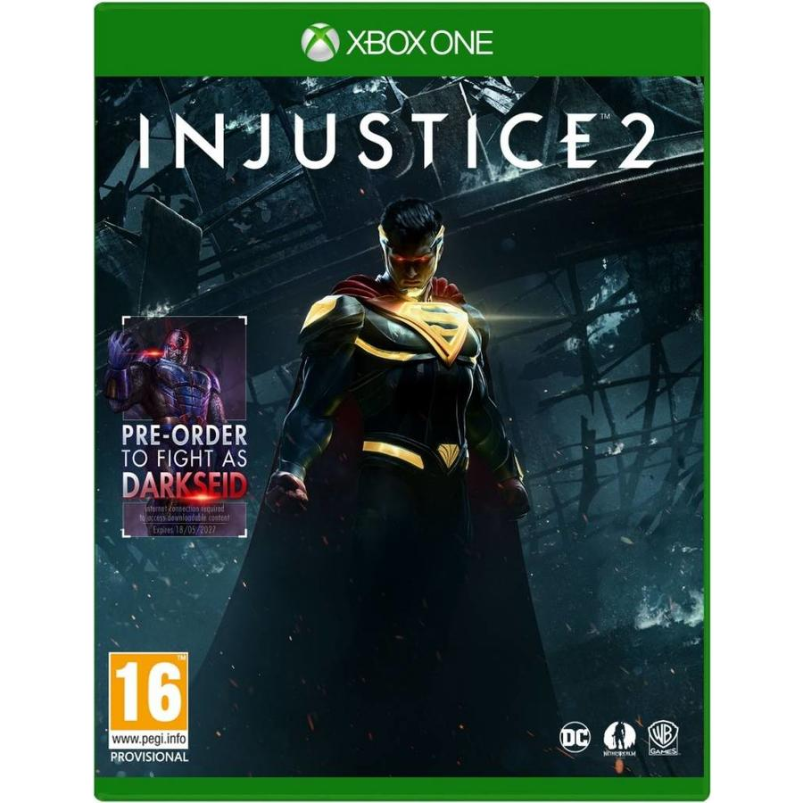 Injustice 2 + Darkseid DLC - Xbox One