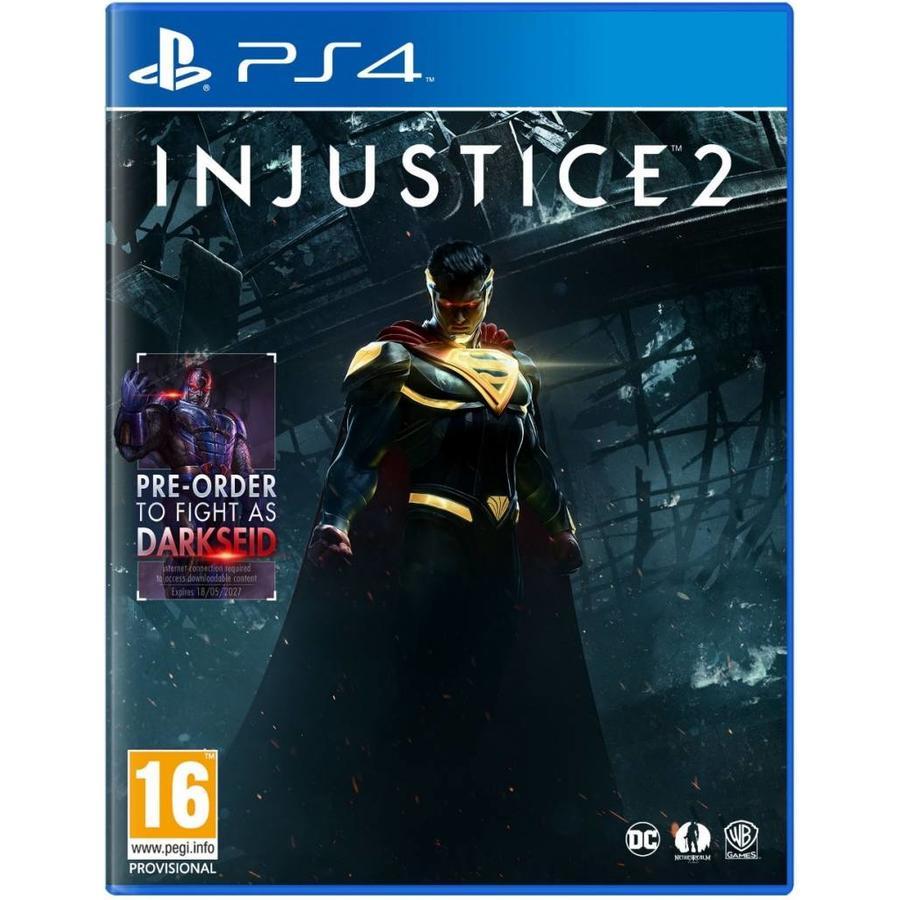 Injustice 2 + Darkseid DLC - Playstation 4