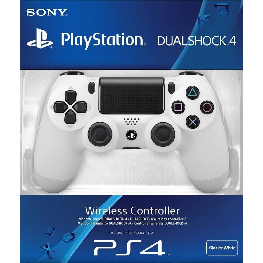 Sony Wireless Dualshock 4 Controller Glacier White