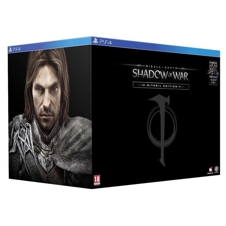Middle-earth: Shadow of War Mithril Edition - Playstation 4
