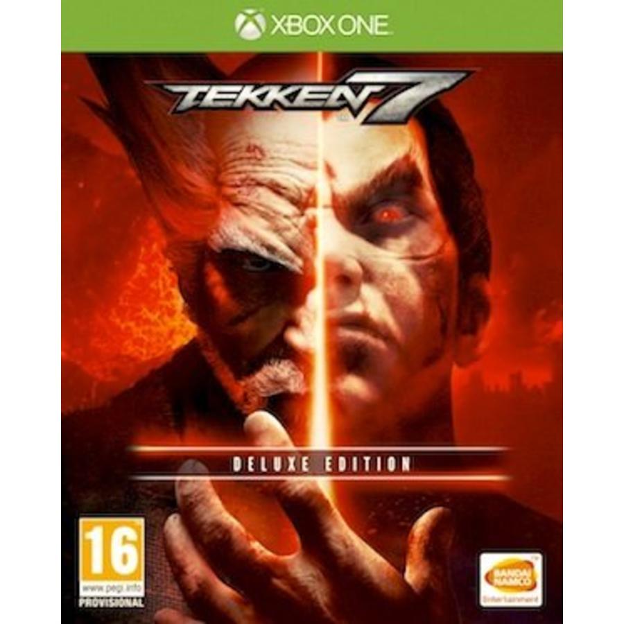 Tekken 7 Deluxe Edition - Xbox One