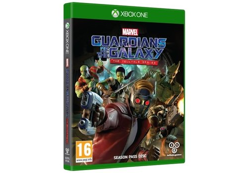Guardians Of The Galaxy The Telltale Series - Xbox One