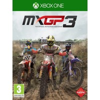 MXGP 3: The Official Motocross Videogame - Xbox One