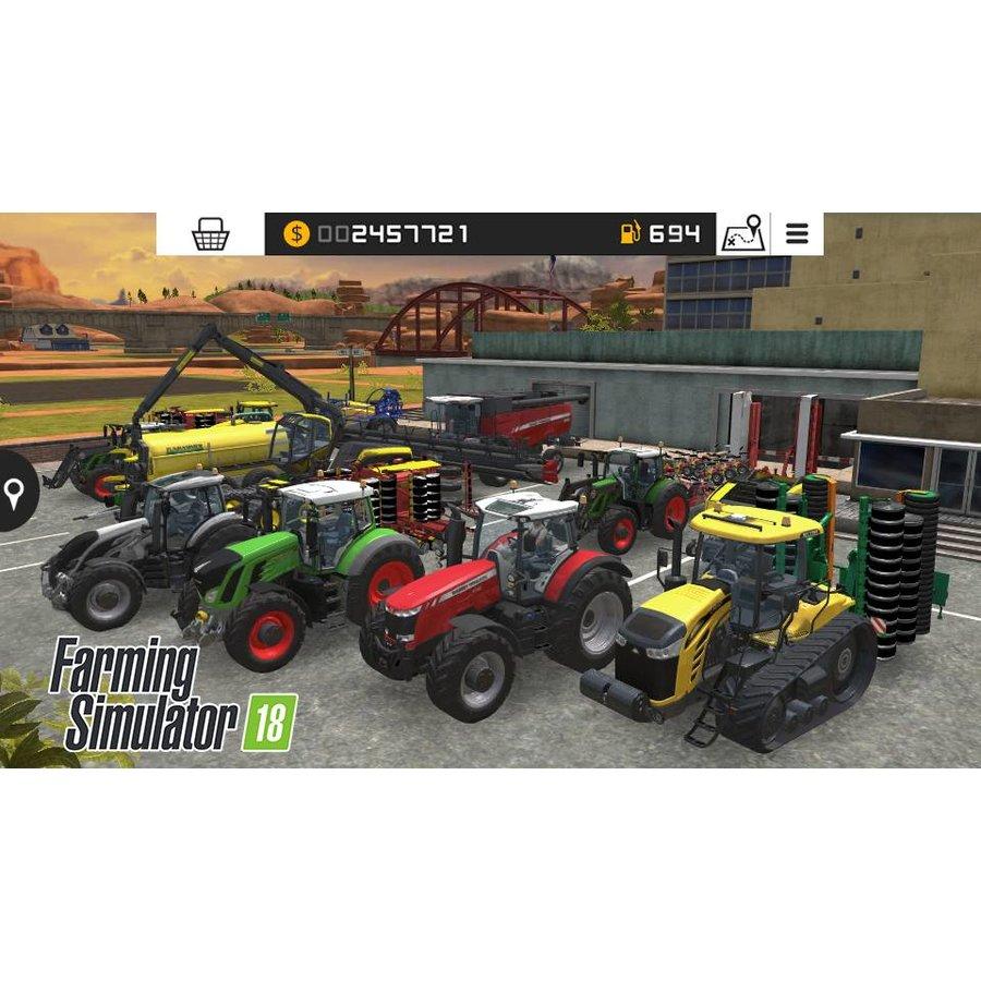 Farming Simulator 18 - PS Vita