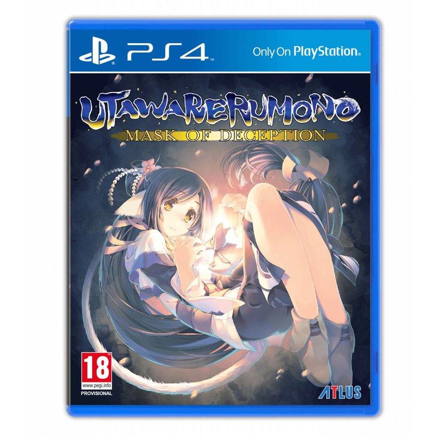 Utawarerumono Mask of Deception - Playstation 4