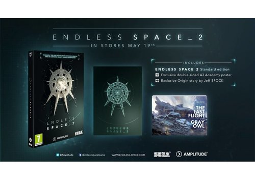 Endless Space 2 Alternate Reality Edition - PC