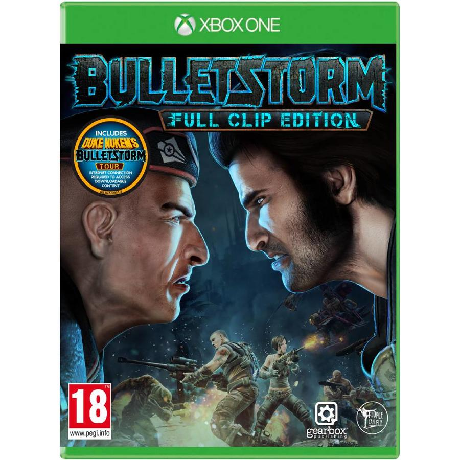 Bulletstorm Full Clip Edition - Xbox One