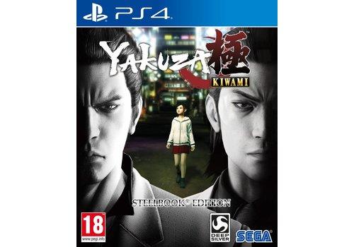 Yakuza Kiwami Steelbook Limited Day One Edition - Playstation 4