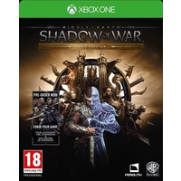 Middle-Earth: Shadow of war Gold Edition + DLC - Xbox One