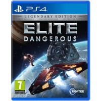 Elite Dangerous Legendary Edition - Playstation 4