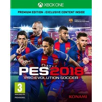 Pro Evolution Soccer 2018 Premium Edition - Xbox One