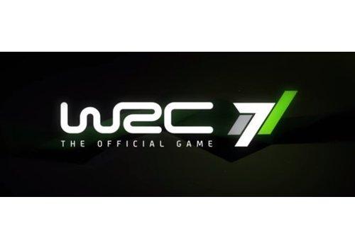 WRC: FIA World Rally Championship 7 - Playstation 4
