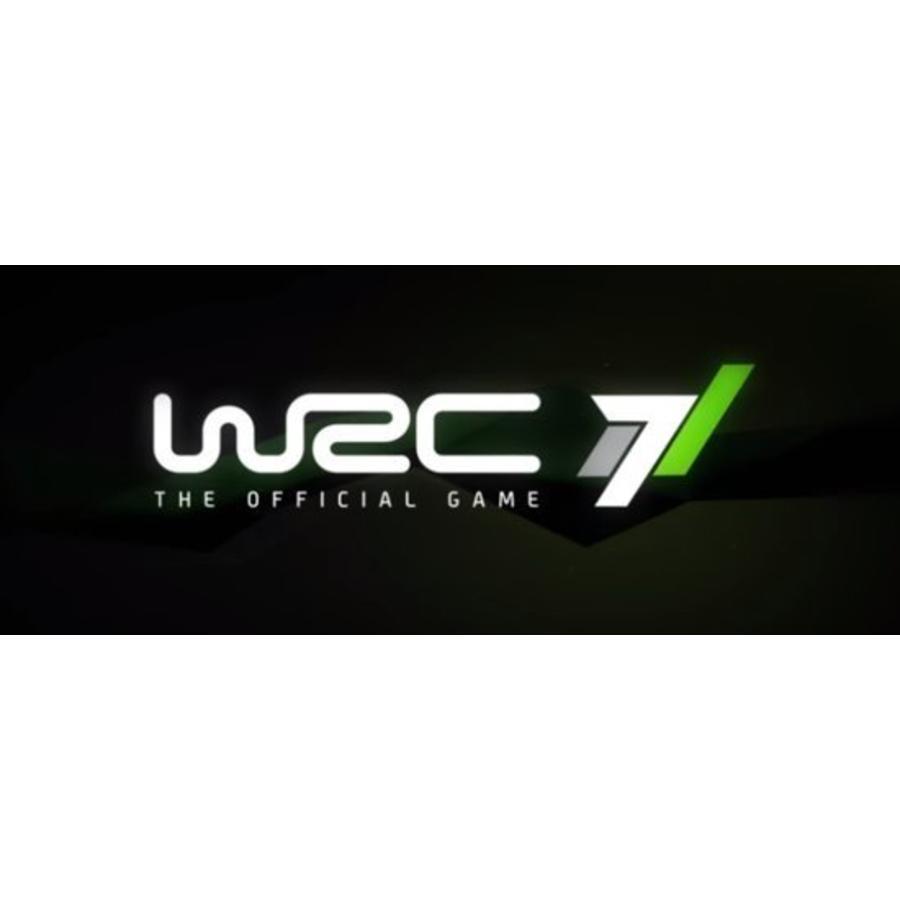 WRC 7: FIA World Rally Championship 7 - Xbox One