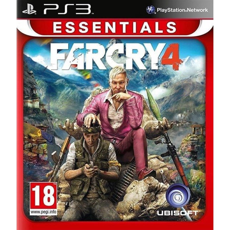 Far Cry 4 Essentials - Playstation 3