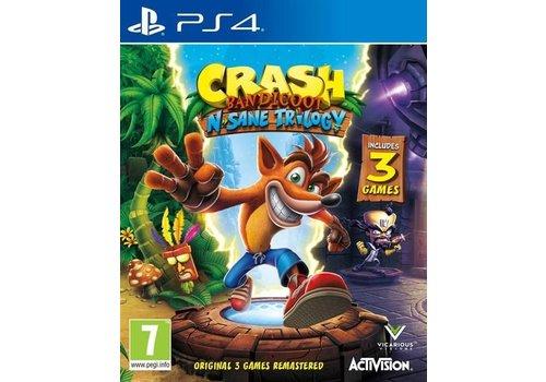 Crash Bandicoot N. Sane Trilogy + 2 Bonus Levels - Playstation 4