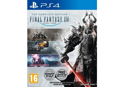 Final Fantasy XIV - Complete Edition - Playstation 4