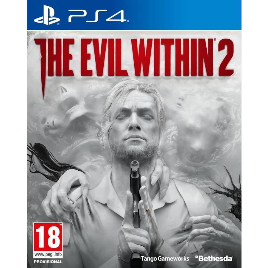 The Evil Within 2 + DLC - Playstation 4