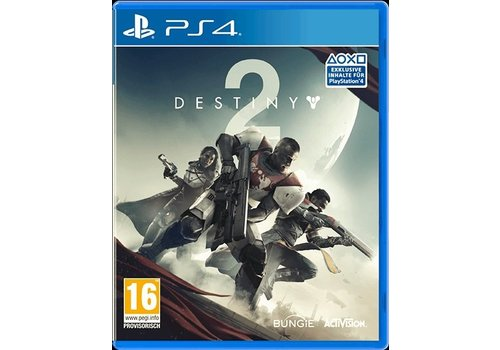 Destiny 2 + DLC - Playstation 4