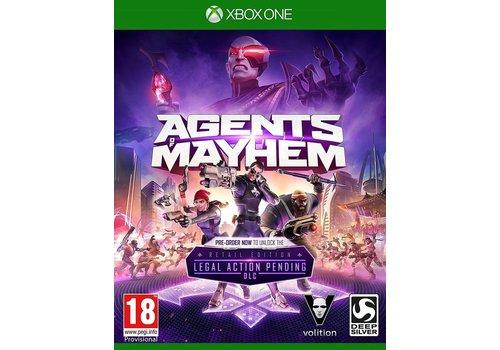 Agents of Mayhem Day One edition - Xbox One