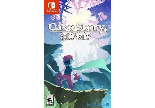 Cave Story+ (USA Import) - Nintendo Switch