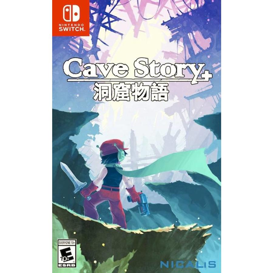 Cave Story+ (USA Import) - Nintendo Switch
