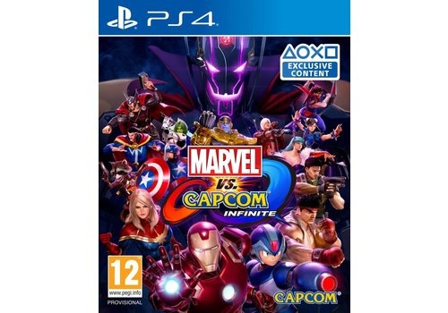 Marvel VS. Capcom: Infinite - Deluxe Edition - Playstation 4