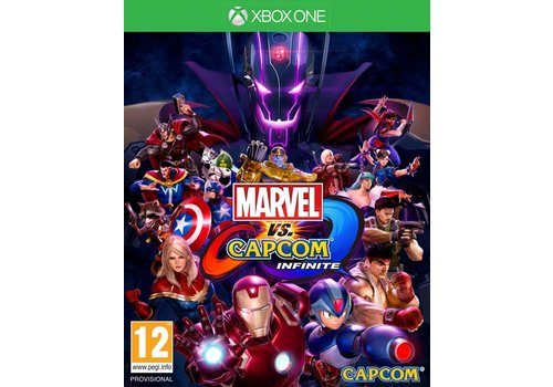 Marvel VS. Capcom: Infinite - Deluxe Edition - Xbox One