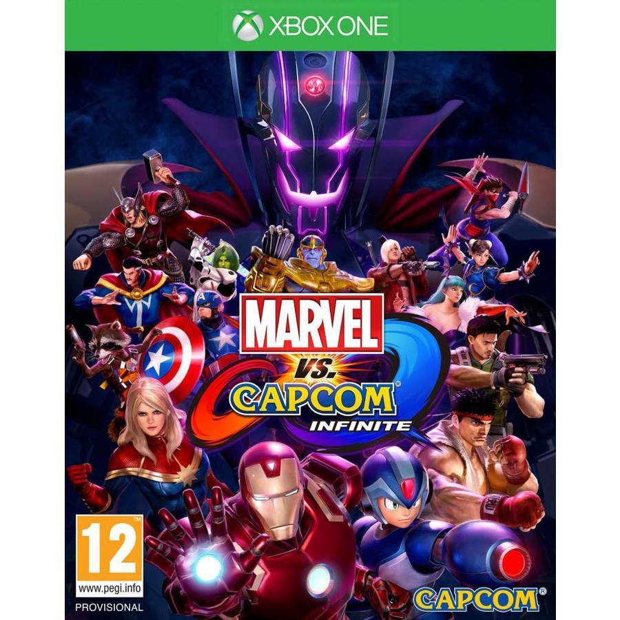 Marvel VS. Capcom: Infinite - Deluxe Edition - Xbox One