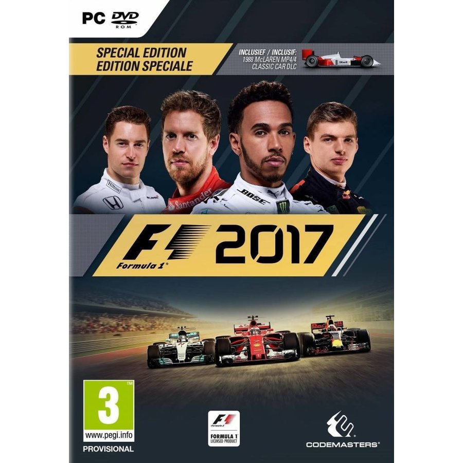 F1 2017 - PC