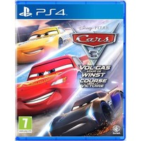 Cars 3: Vol gas voor de winst - Playstation 4