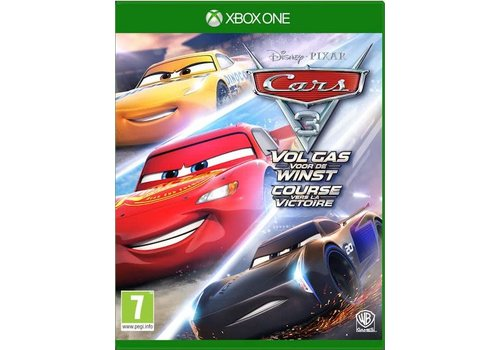 Cars 3: Vol gas voor de winst - Xbox One