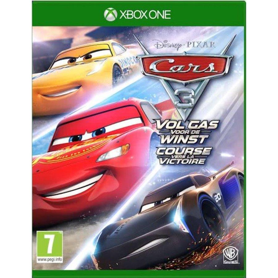 Cars 3: Vol gas voor de winst - Xbox One