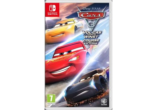Cars 3: Vol gas voor de winst - Nintendo Switch