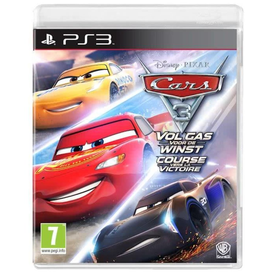 Cars 3: Vol gas voor de winst - Playstation 3