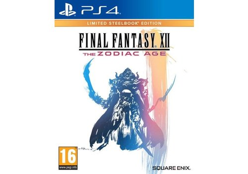 Final Fantasy XII: Zodiac Age Limited Edition - Playstation 4