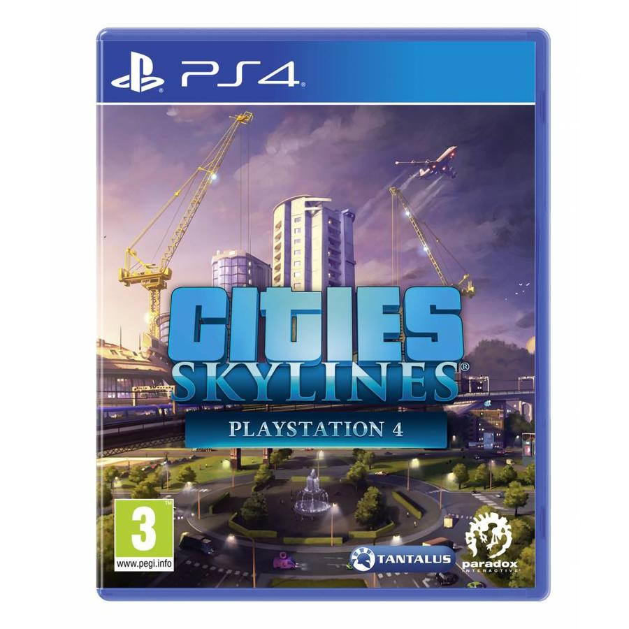 Cities: Skylines - Playstation 4