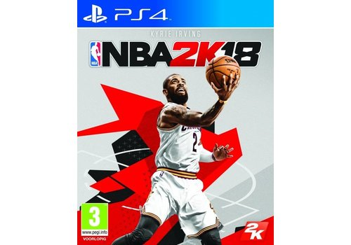 NBA 2K18 + Pre-order bonus - Playstation 4