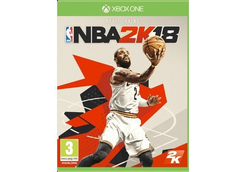 NBA 2K18 + Pre-order bonus - Xbox One