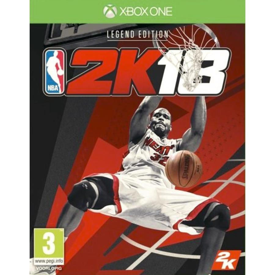 NBA 2K18 Legend Edition - Xbox One