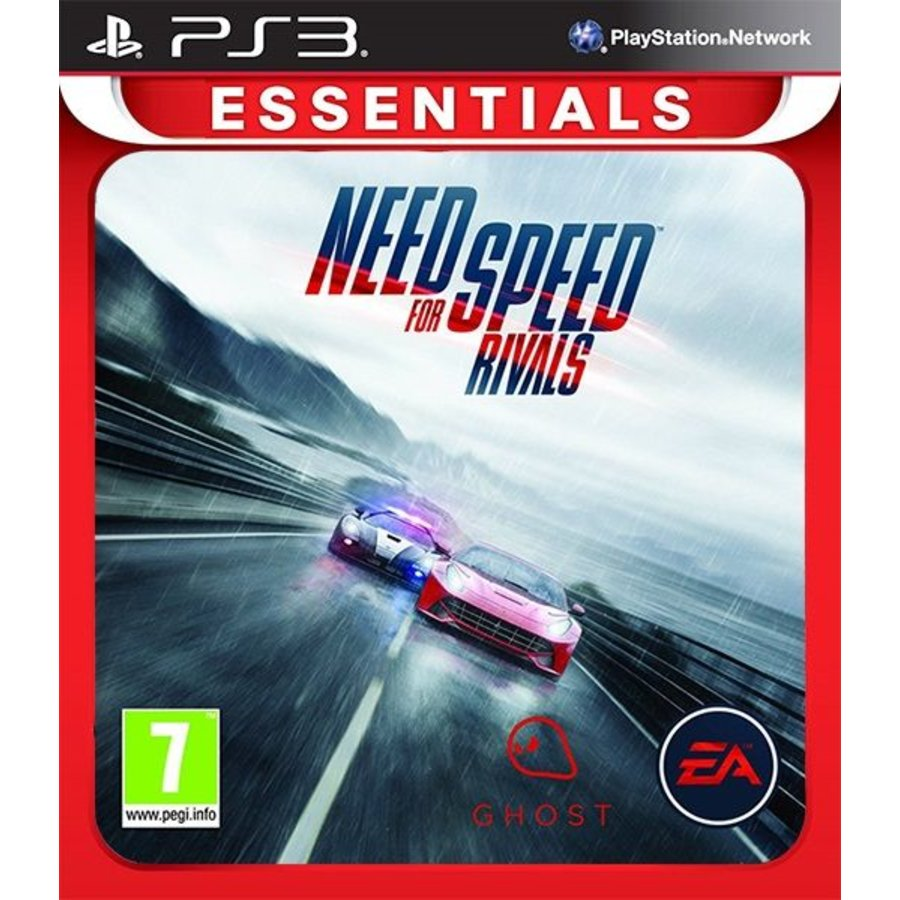 Need For Speed: Rivals Essentials - Playstation 3